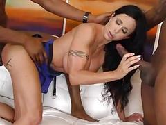 White Women Satisfied by BBC (squirt compilation) Part 12