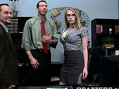 Brazzers - Big Tits at Work -  Kagneys Box sc