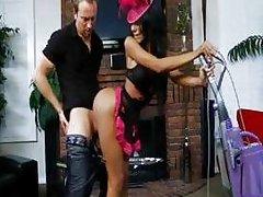 The Worlds Hottest Housemaid Lela Star