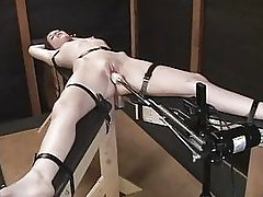 bondage and fucking machines (hailey) -11