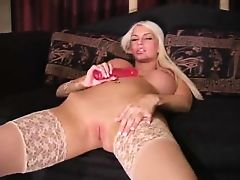 Christine Alexis Talks Dirty And Wants You To Cum With Her