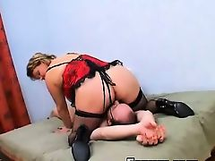 Tasty Girl Tortured With Femdom