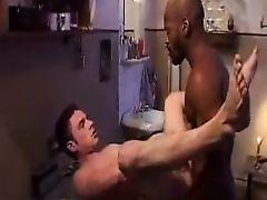 Interracial Sex in Prison