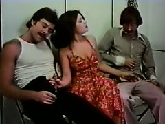 Hard Soap Hard Soap (1977) Handjob scene threesome