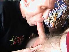 Mature swedish gay man blowjob