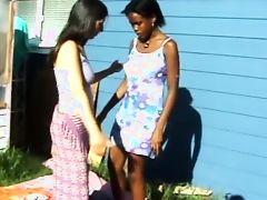 outdoor lesbians