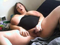 very sexy huge booded girl Pregnant Masturbation