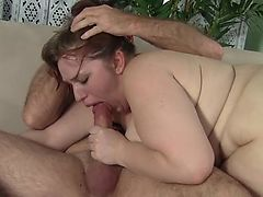 Fat Girl Cherie A Lunas gets herself fucked