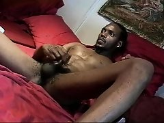BBC Jerking-Off To Porn