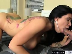 MILF Romi Rain gets creampied and fucked hard
