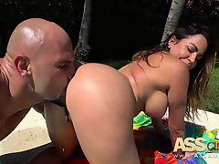 Julianna Vega Big Booty Colombiana