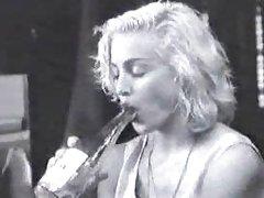 Madonna Bottle Deep Throat