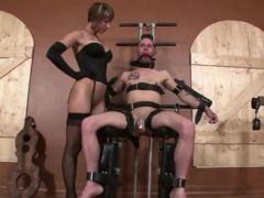 Slave in Chastity
